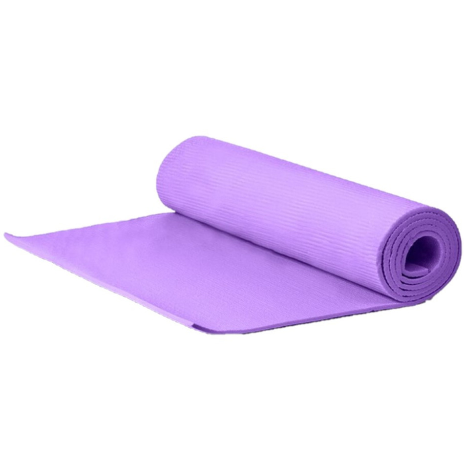 Yogamat sportmat paars 180 x 51 x 1 cm